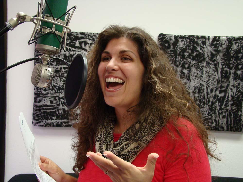 Darya Veach, studio manager