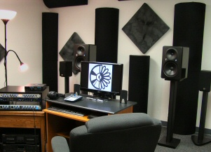 Crazy Daisy Productions mastering room A